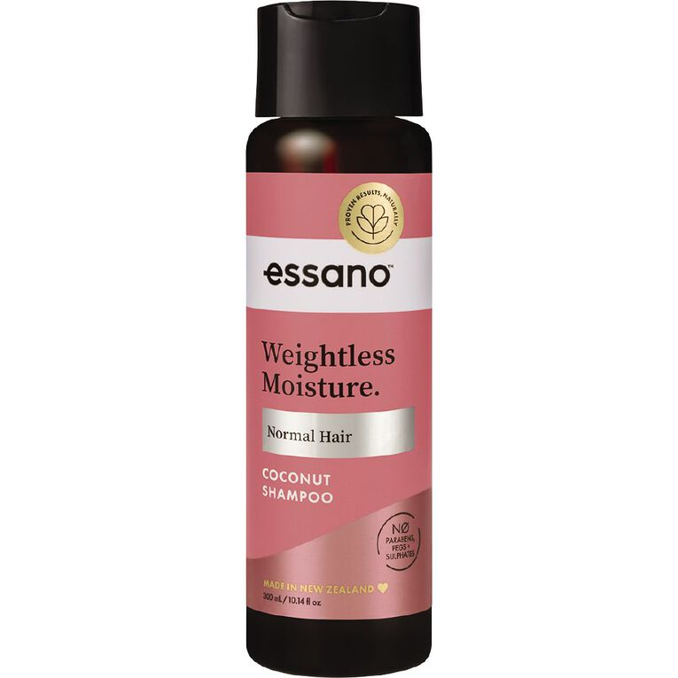 Essano Shampoo Coconut Milk Hydrating 300ml, , hi-res