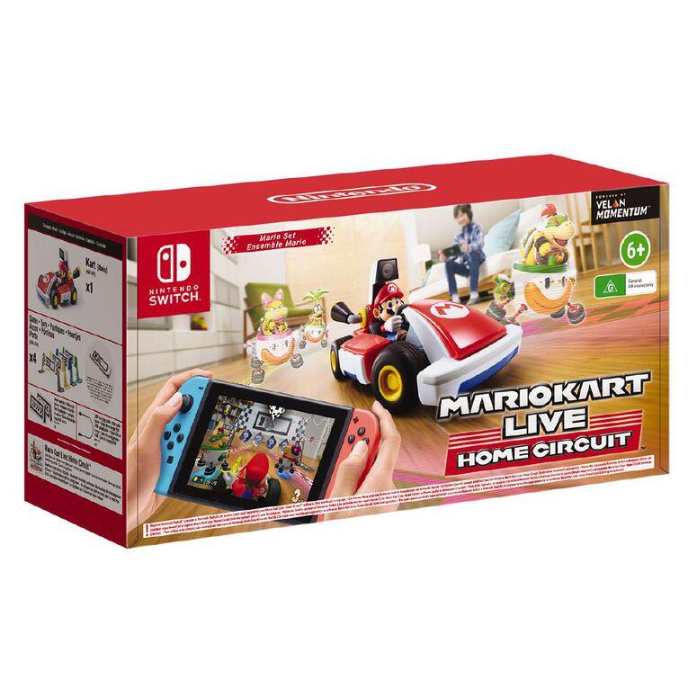 Nintendo Switch Mario Kart Live: Home Circuit (Mario Set), , hi-res