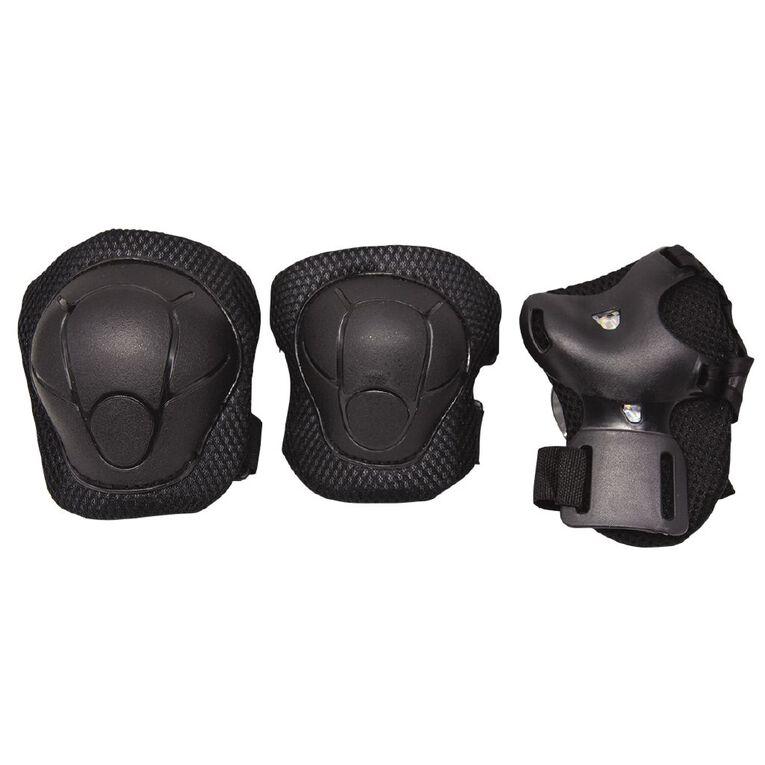 Milazo Protective Gear Black Large, Black, hi-res