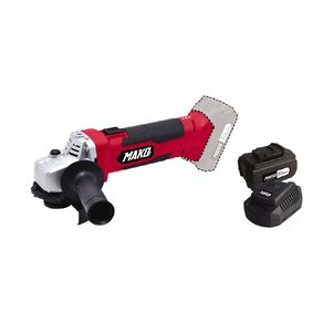 Mako 18v Angle Grinder with 4.0ah Battery and Charger