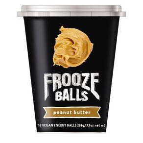 Frooze Balls Pottle Peanut Butter 224g