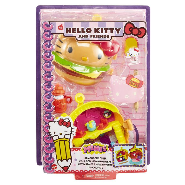 Hello Kitty Mini Compact Assorted, , hi-res