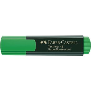 Faber-Castell Texliner Highlighter - Green