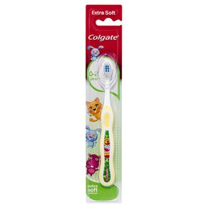 Colgate My First Toothbrush 0-2yrs Assorted