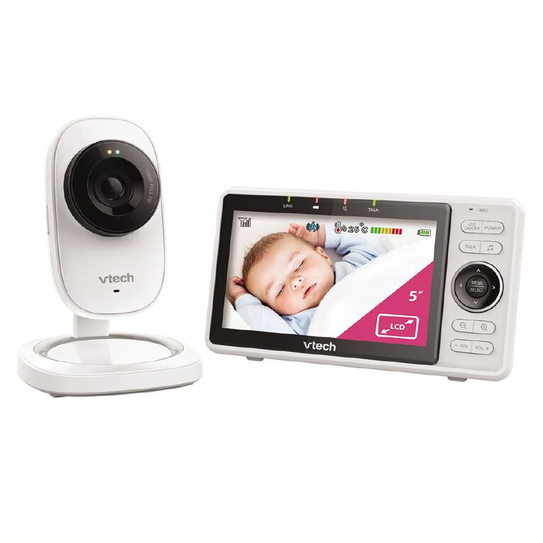 Vtech RM5752 HD Baby Monitor With Remote Access, , hi-res