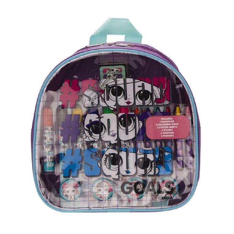 LOL Surprise Art Activity Backpack, , hi-res