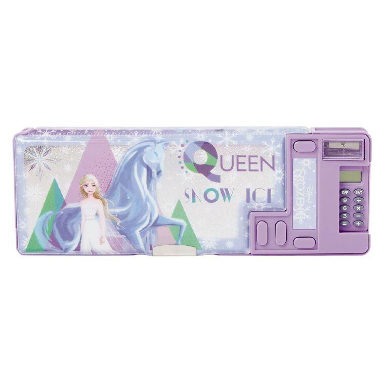 Frozen 2 Q2 Pop Out Pencil Case Purple, , hi-res image number null