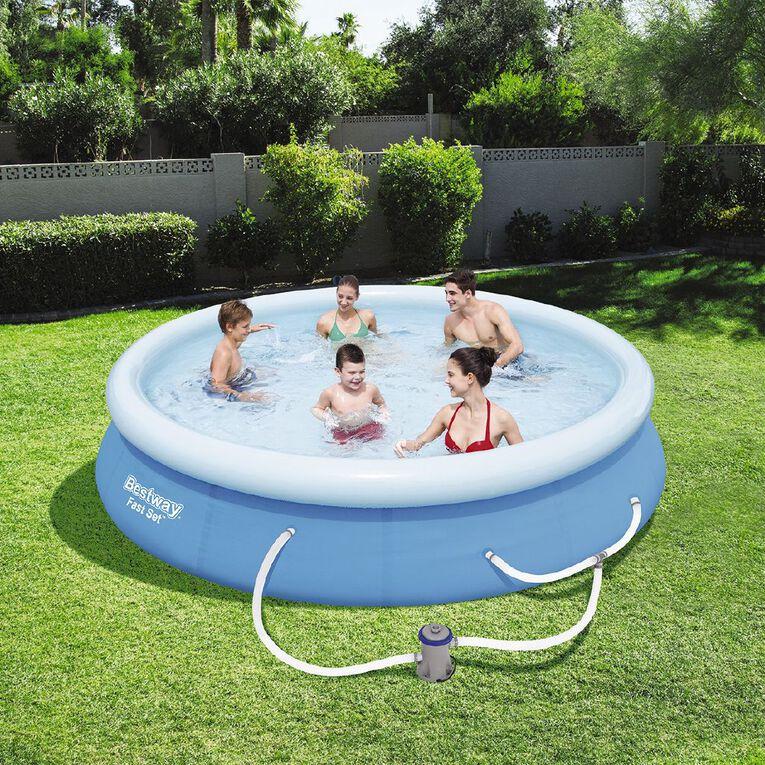 Bestway Fast Set Pool Set 12ft, , hi-res