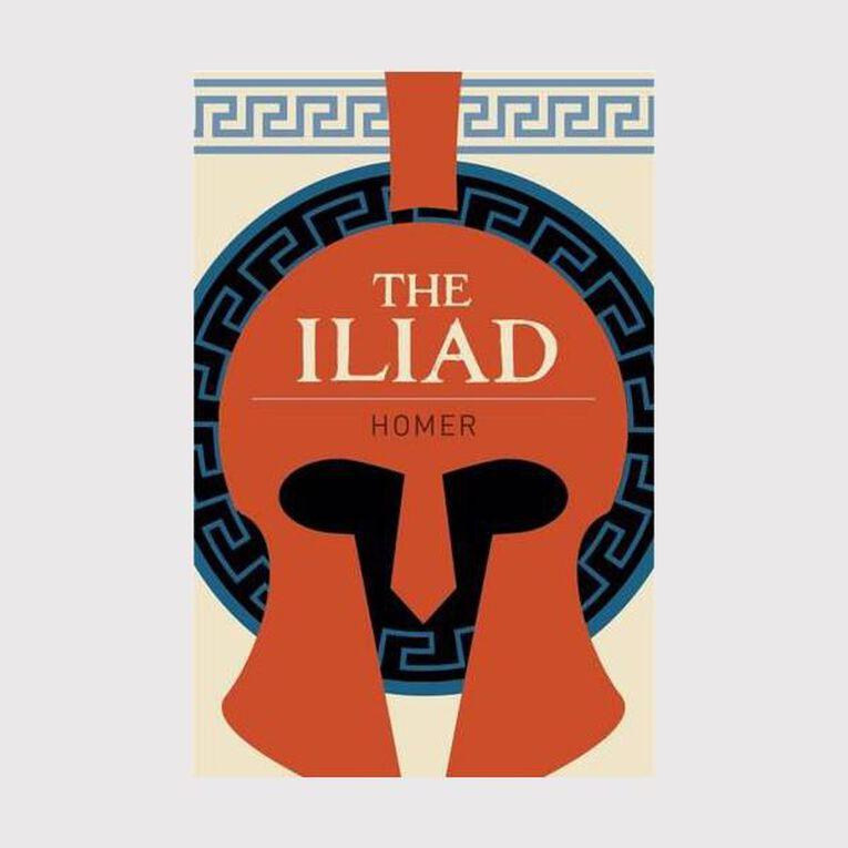ARC Classics: Iliad by Homer, , hi-res