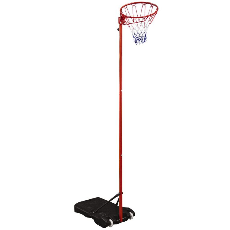 Active Intent Play Junior Netball Stand 1.72M tp 3.05M, , hi-res