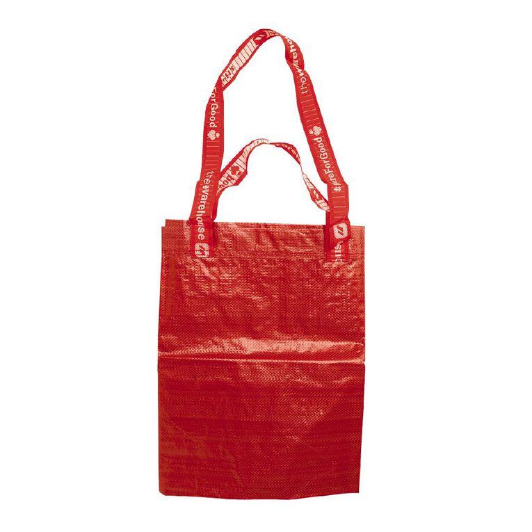 H&H Jumbo Bag, Red, hi-res