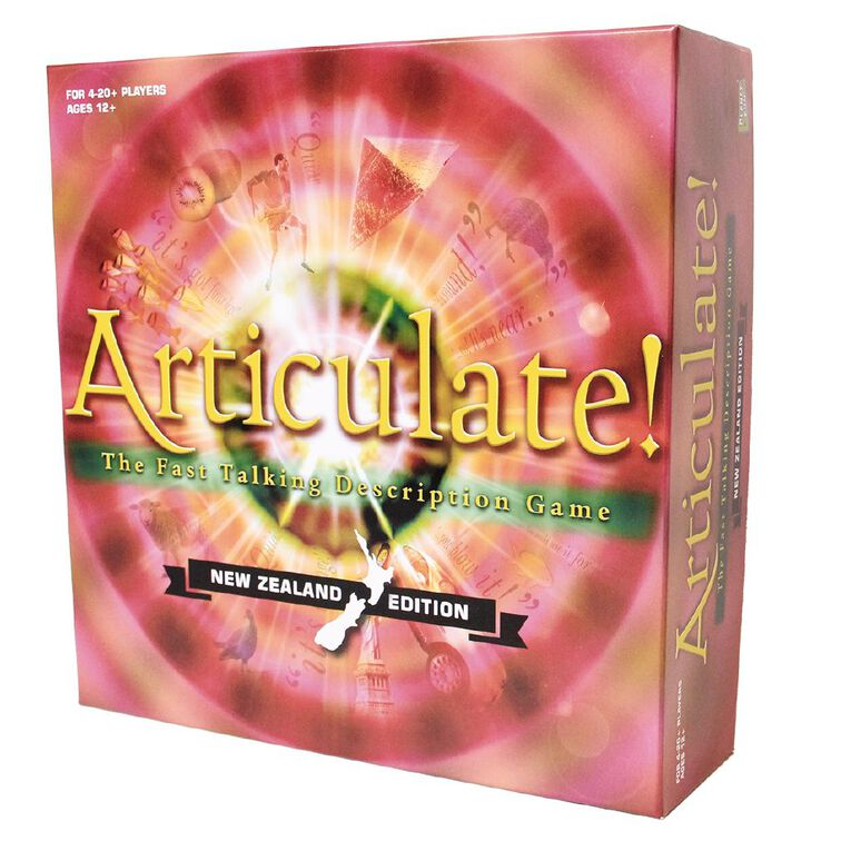 Articulate NZ Edition Game, , hi-res