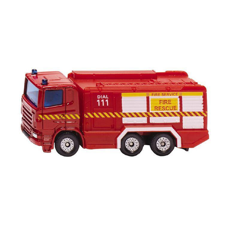 Siku NZ Fire Truck, , hi-res