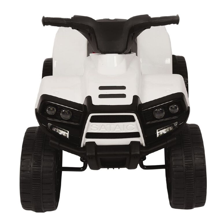Active Intent Play Mini Quad 6V Ride On White, , hi-res