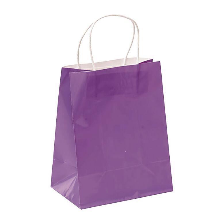 John Sands Gift Bag Medium Purple, , hi-res