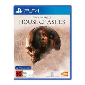 PS4 The Dark Pictures Anthology: House Of Ashes