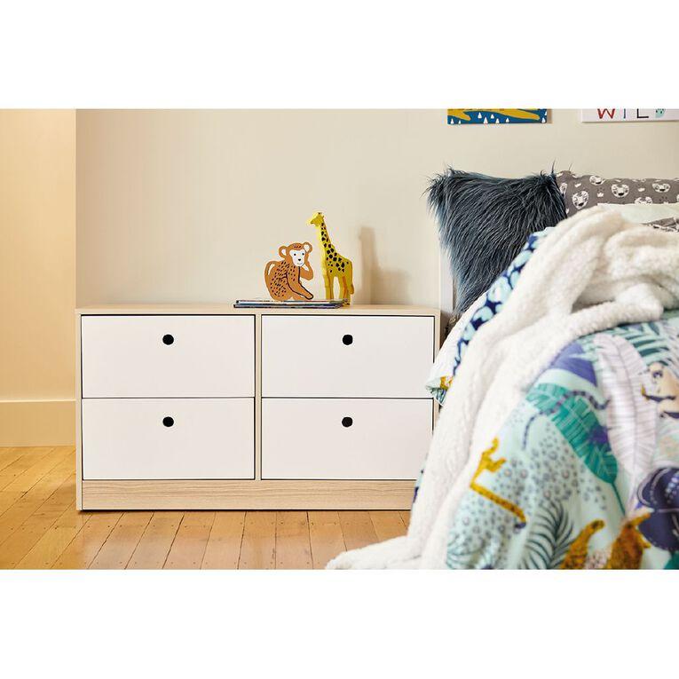 Living & Co Pandi 4 Drawer Chest, , hi-res