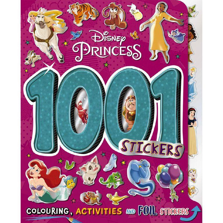 Disney Princess 1001 Stickers, , hi-res