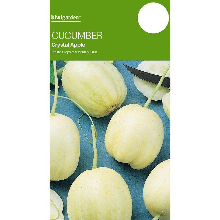 Kiwi Garden Cucumber Crystal Apple, , hi-res