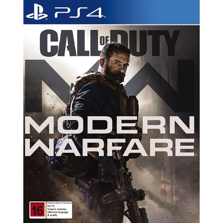 PS4 Call of Duty Modern Warfare, , hi-res