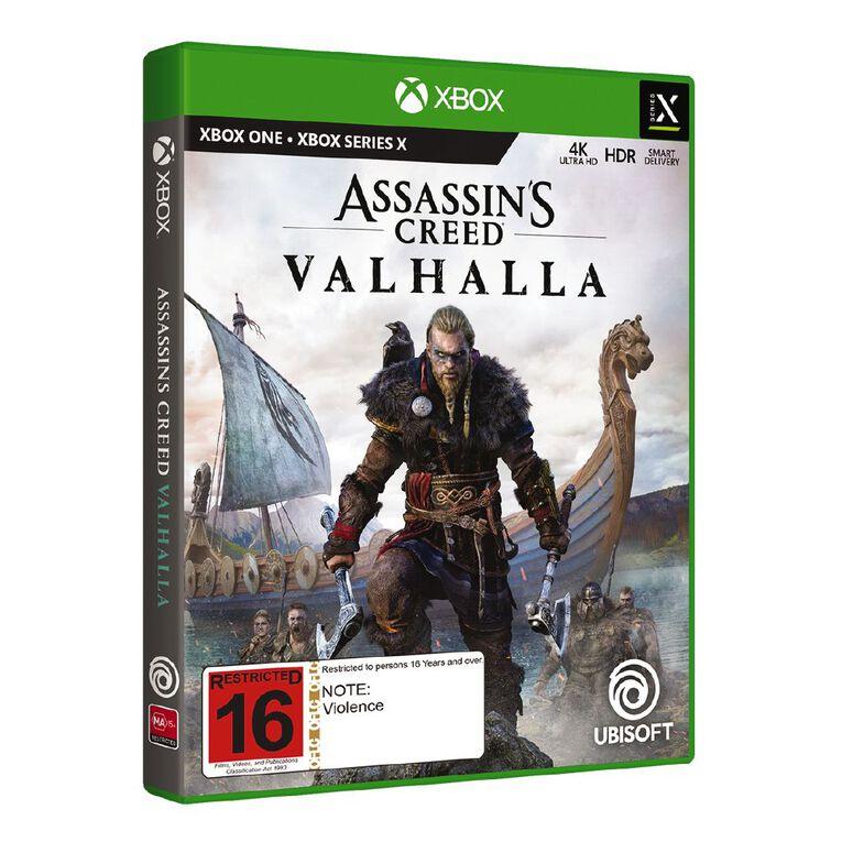 Xbox Series X Assassin's Creed Valhalla, , hi-res