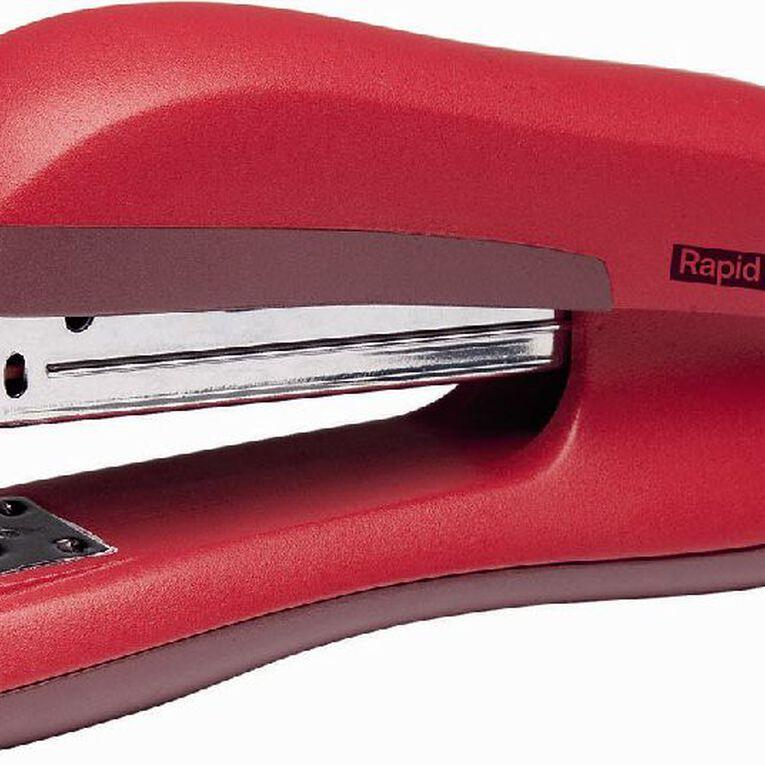 Rapid Stapler F18 Full Strip Red, , hi-res