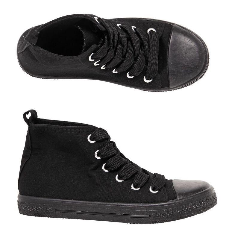 Young Original Boys' Finn 2 Shoes, Black, hi-res image number null