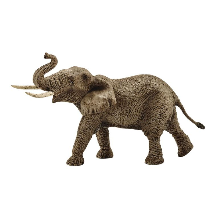 Schleich African Elephant Male, , hi-res