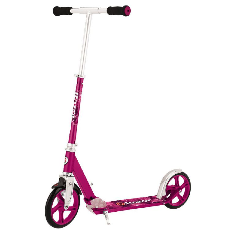 Razor A5 Lux Scooter Pink, , hi-res