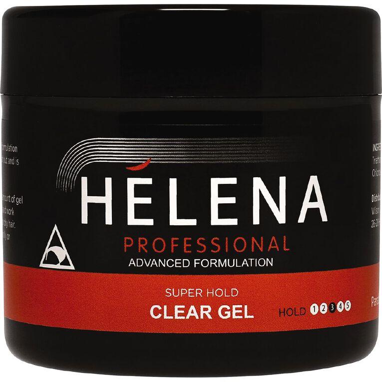 Helena Clear Gel Superhold 250g, , hi-res