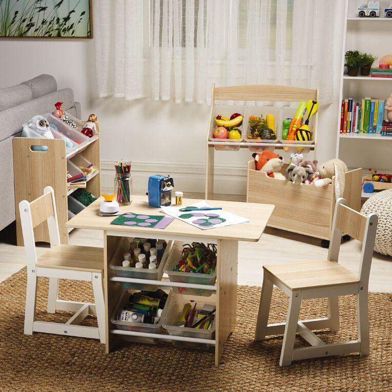 Living & Co Pandi Kids Table & Chairs Set, , hi-res