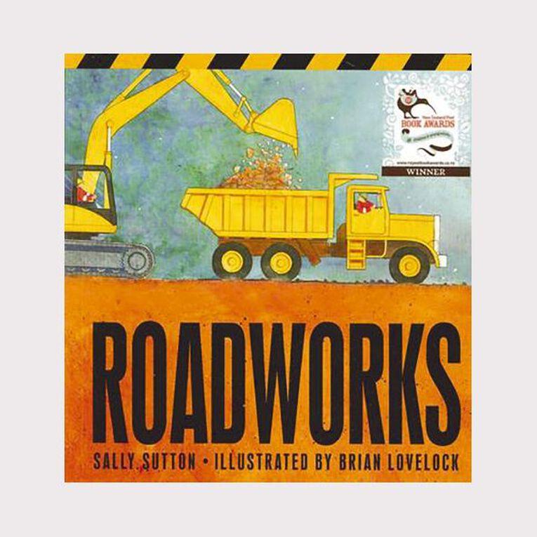 Roadworks by Sally Sutton, , hi-res