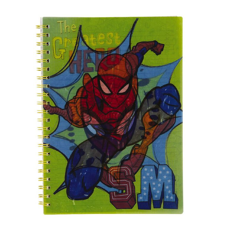 Spider-Man Notebook The Greatest Hero SM A4, , hi-res