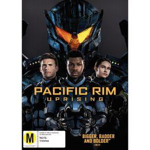 Pacific Rim 2 Uprising DVD 1Disc
