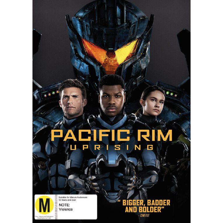 Pacific Rim 2 Uprising DVD 1Disc, , hi-res