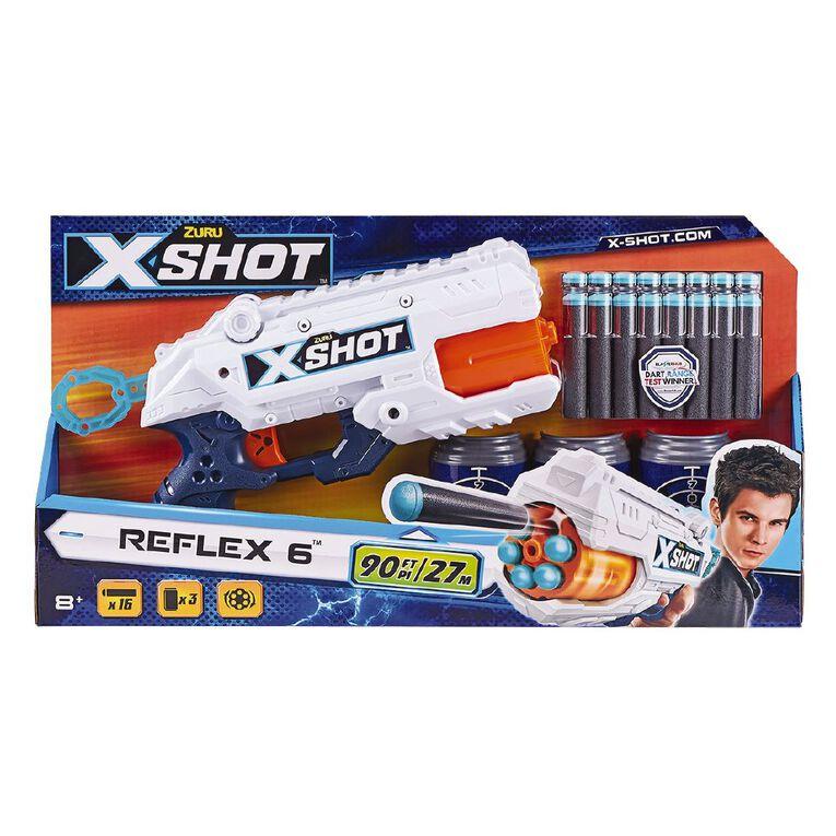 Zuru X-Shot Excel Reflex 6, , hi-res