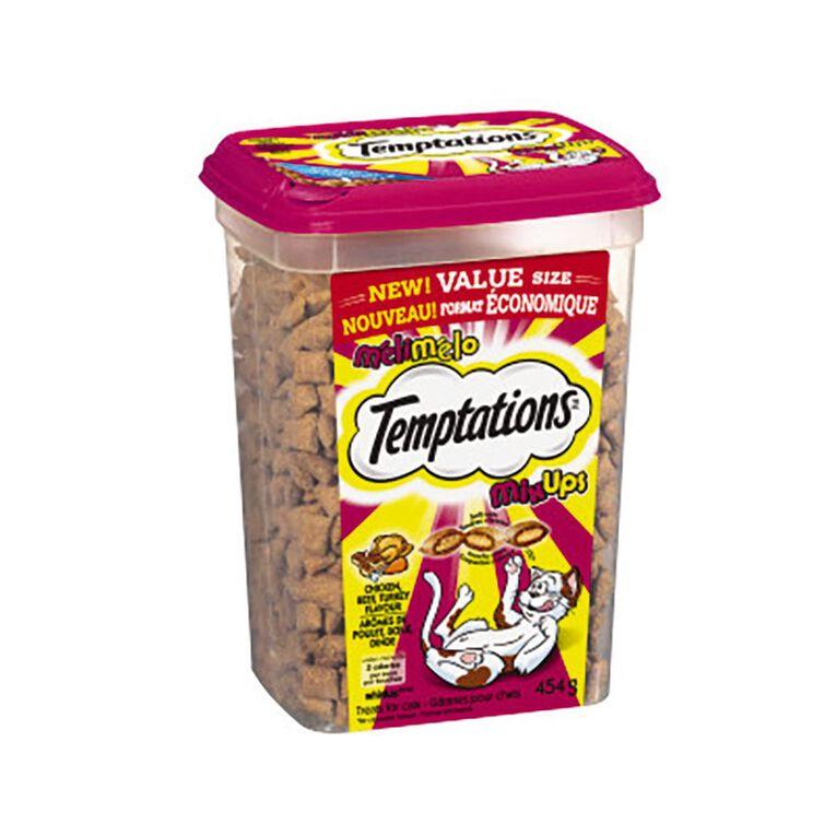 Temptations Mixups Chicken Beef & Turkey 454g Tub, , hi-res