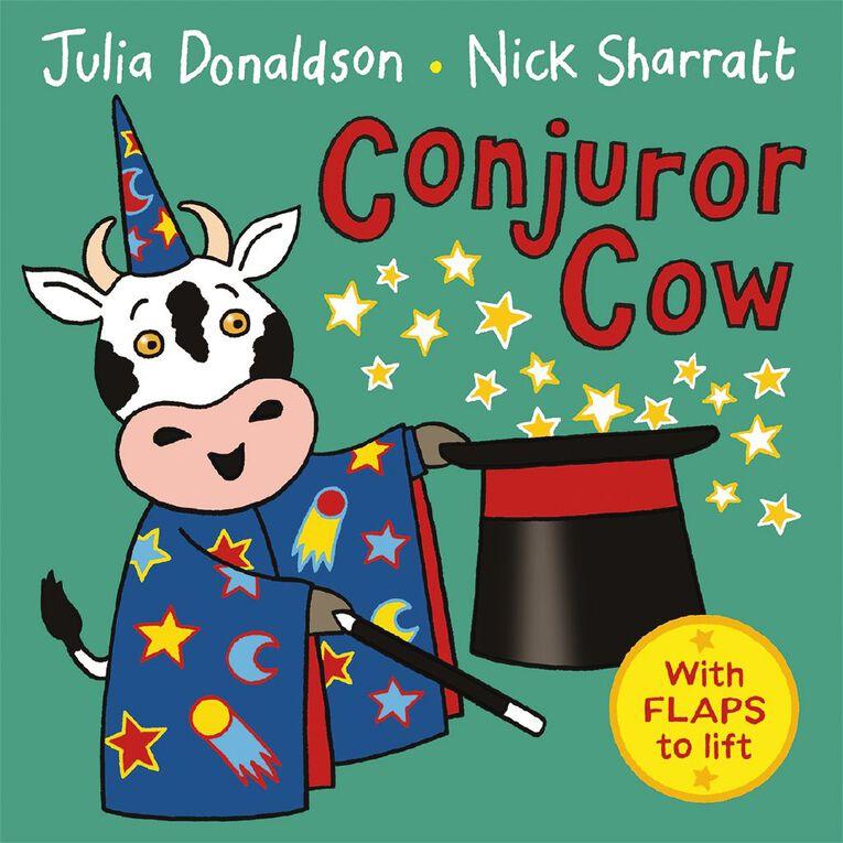 Conjuror Cow by Julia Donaldson & Nick Sharratt, , hi-res image number null