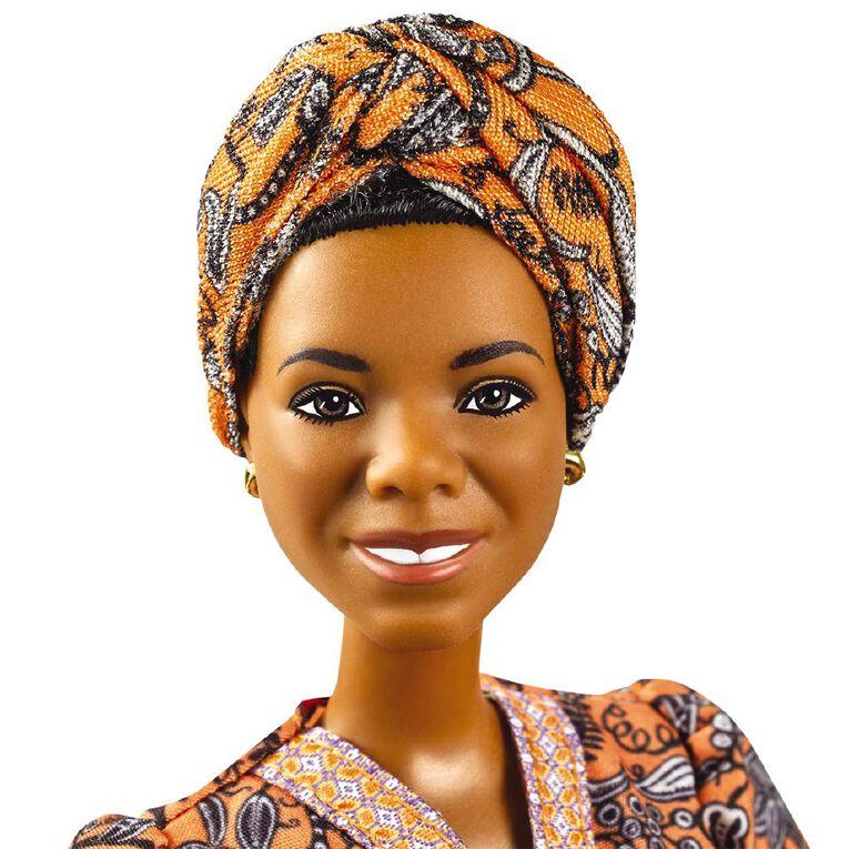 Barbie Collector Inspiring Women - Maya Anjelou, , hi-res