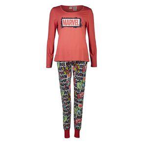 Marvel Women's Knit Pyjamas