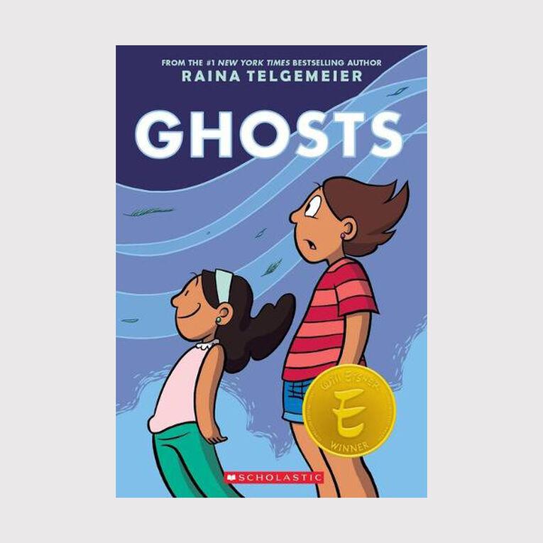 Ghosts by Raina Telgemeier, , hi-res