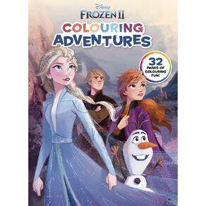 Disney Frozen #2 Colouring Adventures