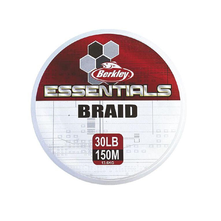 Berkley Braid 30LB 150M, , hi-res image number null