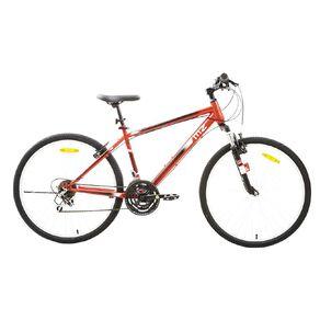 Milazo 26in Bike-in-a-Box 715 Vermilion