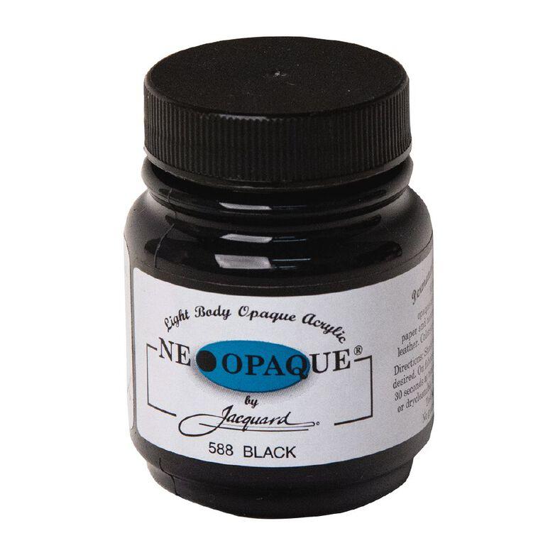 Jacquard Neopaque 66.54ml Black, , hi-res