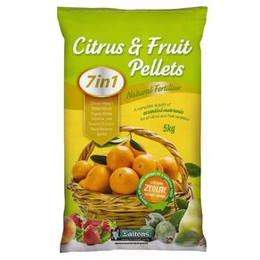 Daltons 7-in-1 Citrus & Fertiliser Pellets 5kg