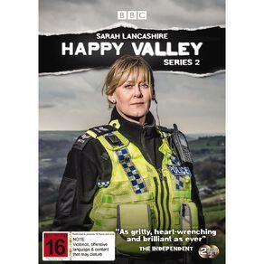 Happy Valley Season 2 DVD 2Disc