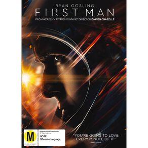 First Man DVD 1Disc