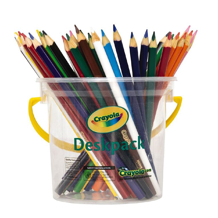 Crayola Triangular Pencils Deskpack 48 Pack, , hi-res