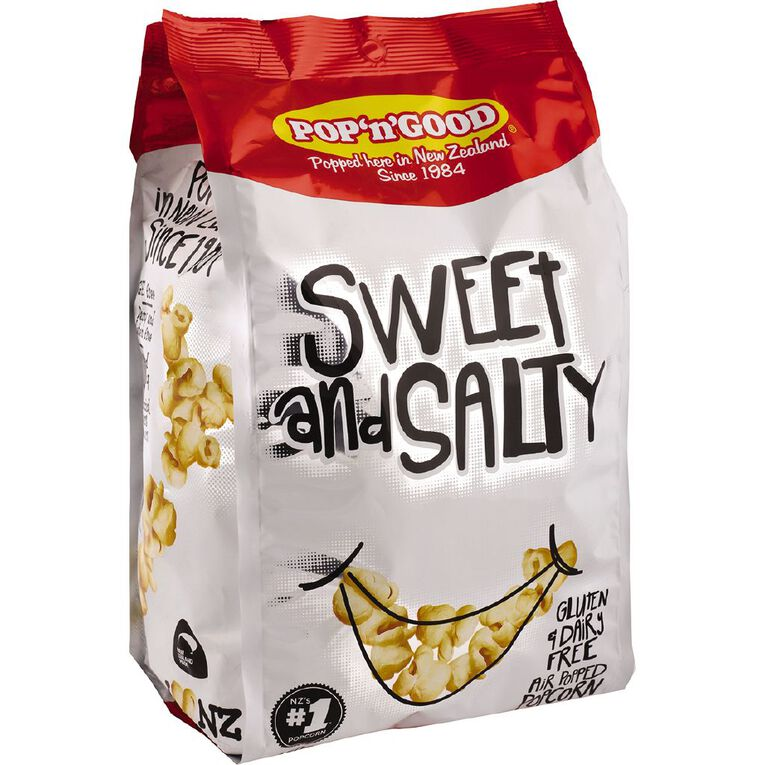 Pop N Good Sweet n Salty 150g, , hi-res